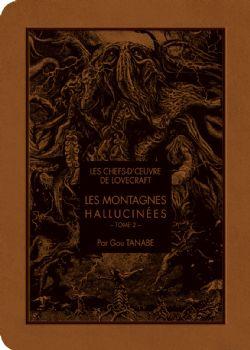 CHEFS-D'OEUVRE DE LOVECRAFT, LES -  LES MONTAGNES HALLUCINÉES 02