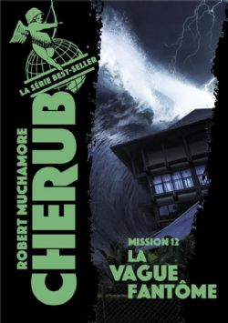 CHERUB (EDITION 2019) -  LA VAGUE FANTÔME 12