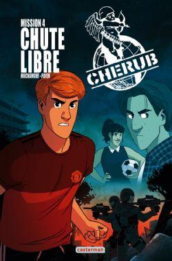 CHERUB -  MISSION 4 - CHUTE LIBRE 04