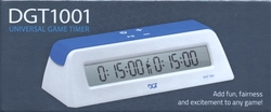 CHESS CLOCK -  UNIVERSAL DIGITAL TIMER