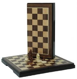 CHESS -  COMBOT SET, 2-IN-1 8