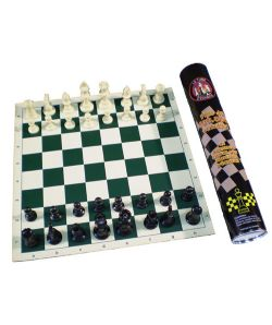 CHESS -  OFFICIAL TOURNAMENT CHESS GAME IN A TUBE