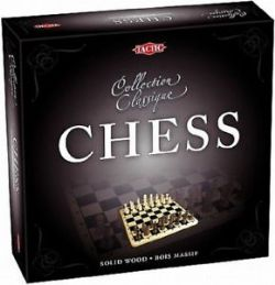 CHESS SETS -  CHESS SET CLASSIC COLLECTION