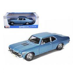 CHEVROLET -  1970 NOVA SS 1/18 - BLUE