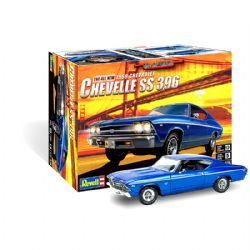 CHEVY -  CHEVELLE SS 396 1969 1/25 (LEVEL 5)