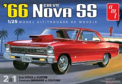 CHEVY -  CHEVY - NOVA SS - 1/25 (MEDIUM)