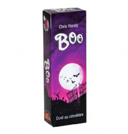 CHEWING GAME -  BOO (FRENCH)