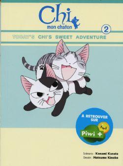 CHI MON CHATON -  (FRENCH V.) 02