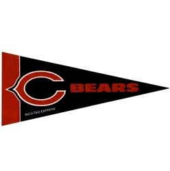 CHICAGO BEARS -  8-PACK MINI PENNANTS (9