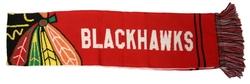 CHICAGO BLACKHAWKS -  KNIT SCARF