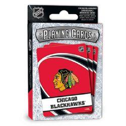 CHICAGO BLACKHAWKS -  PLAYING CARDS