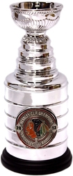 CHICAGO BLACKHAWKS -  STANLEY CUP REPLICA 2012-13 (9 INCH)