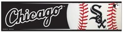 CHICAGO WHITE SOX -  BUMPER STICKER