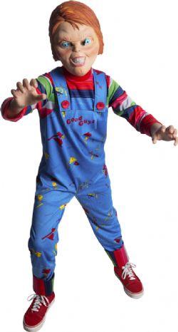 CHILD'S PLAY -  CHUCKY COSTUME (CHILD) -  CHUCKY, LA POUPÉE DE SANG
