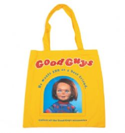CHILD'S PLAY -  GOOD GUYS CANVAS TOTE BAG