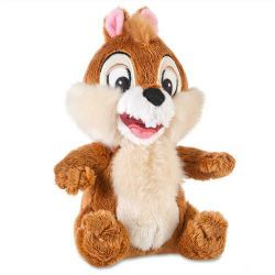 CHIP AND DALE -  CHIP MINI BEAN BAG (6.5