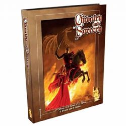 CHIVALRY AND SORCERY -  CORE RULEBOOK (ENGLISH)