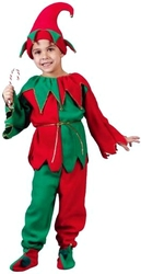 CHRISTMAS -  ELF COSTUME (CHILD)
