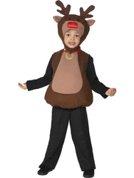 CHRISTMAS -  REINDEER COSTUME (CHILD)