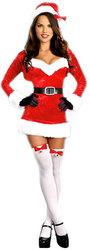 CHRISTMAS -  SANTA BABY COSTUME