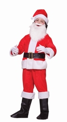 CHRISTMAS -  SANTA CLAUS COSTUME (CHILD)
