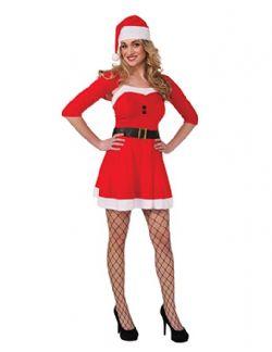 CHRISTMAS -  SASSY SANTA DRESS