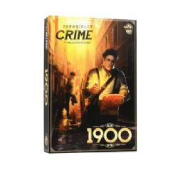 CHRONICLES OF CRIME -  1900 (FRENCH)