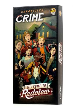 CHRONICLES OF CRIME -  WELCOME TO REDVIEW (ENGLISH)
