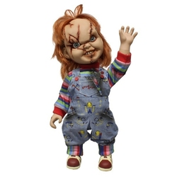 CHUCKY -  TALKING CHUCKY DOLL (15 INCH) -  BRIDE OF CHUCKY