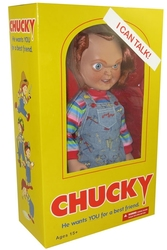 CHUCKY -  TALKING CHUCKY DOLL (15 INCH) -  CHILD'S PLAY 2