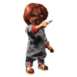 CHUCKY -  TALKING CHUCKY DOLL (15 INCH) -  CHILD'S PLAY 3