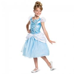 CINDERELLA -  CINDERELLA CLASSIC COSTUME (CHILD) -  DISNEY'S PRINCESSES