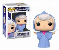 CINDERELLA -  POP! VINYL FIGURE OF FAIRY GODMOTHER (4 INCH) -  DISNEY'S PRINCESSES 739