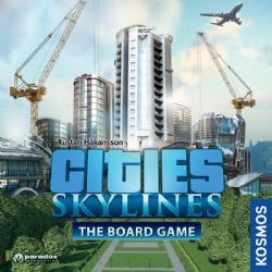 CITIES SKYLINES (ENGLISH)