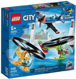 CITY -  AIR RACE (140 PIECES) 60260