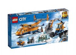 CITY -  ARCTIC SUPPLY PLANE (707 PIECES) 60196