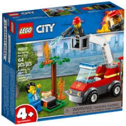 CITY -  BARBECUE BURN OUT (64 PIECES) 60212