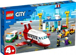 CITY -  CENTRAL AIRPORT(286 PIECES) 60261