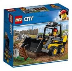CITY -  CONSTRUCTION LOADER (88 PIECES) 60219