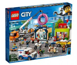 CITY -  DONUT SHOP OPENING (790 PIECES) 60233
