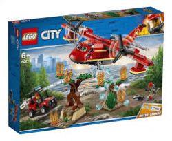 CITY -  FIRE PLANE (363 PIECES) 60217