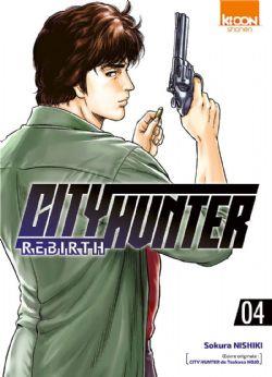 CITY HUNTER -  (FRENCH V.) -  REBIRTH 04