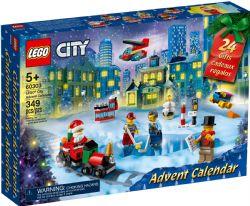 CITY -  LEGO® CITY ADVENT CALENDAR (349 PIECES) 60303