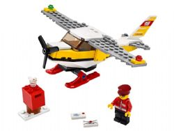 CITY -  MAIL PLANE (74 PIECES) 60250
