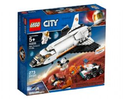 CITY -  MARS RESEARCH SHUTTLE (273 PIECES) 60226