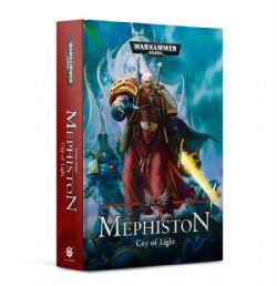 CITY OF LIGHT - HARD COVER (ENGLISH) -  MEPHISTON 3