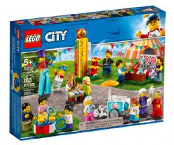 CITY -  PEOPLE PACK - FUN FAIR (183 PIECES) 60234