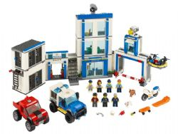 CITY -  POLICE STATION (743 PIECES) 60246