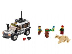 CITY -  SAFARI OFF-ROADER (168 PIECES) 60267