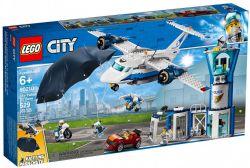 CITY -  SKY POLICE AIR BASE (529 PIECES) 60210